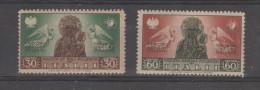 Pologne  Timbres - Vignettes Du 2° Corps Polonais En Italie= Paire Neuf X  /xx - 1939-44: World War Two