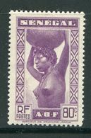 SENEGAL- Y&T N°146- Neuf Avec Charnière * - Senegal (1887-1944)