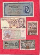 Pays Du Monde 11 Billets état Voir Scan  Lot N °441 (3) - Coins & Banknotes