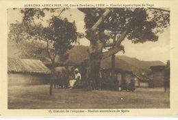 District De L' Akposso - Station Secondaire De KPETA  (103402) - Ciad