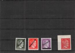 Los Überdruckmarken Xx Österreich - Unused Stamps