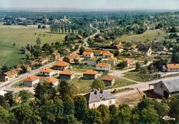 21 - Pontailler : Vue Aérienne - Quartier De La Gare - CPM écrite - Autres Communes