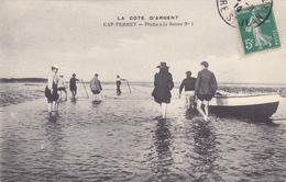 (37)   CAP FERRET - Pêche à La Senne N°1 - France