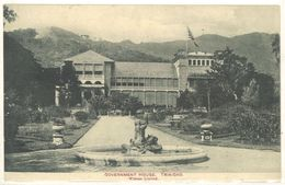 TRINIDAD - Government House  (103406) - Trinidad