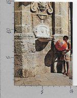 CARTOLINA VG CUBA - LA HABANA VIEJA - Fuente Del Callejon Del Chorro - 10 X 15 - ANN. 1986 - Cuba