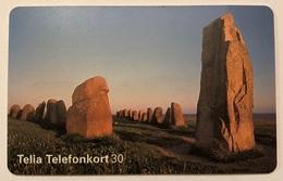 Stone Pillars - Sweden