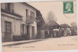(R7) AIN , SAINT BENOIT , Le Quartier D' Evieu - Autres Communes