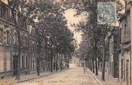 ¤¤  -  LA FERTE-MACE   -   L'Avenue Thiers   -  ¤¤ - La Ferte Mace
