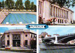 92 - PUTEAUX - Multi-vues  - 1646  Ed Lyna - Puteaux