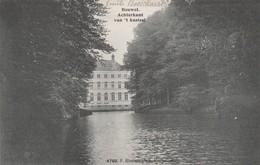 Bouwel,  Achterkant Van 't Kasteel ,(F.Hoelen ,Cappellen , 4760 ) - Grobbendonk