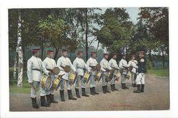 19529 - Militaria Soldatenleben Tambours - Weltkrieg 1914-18
