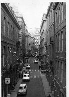 Photo  Authentique -   Une Rue De  SAINT  MALO  -  Creperie - Places