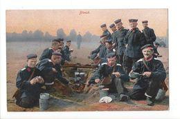 19533 - Militaria Soldaten Biwak - Weltkrieg 1914-18