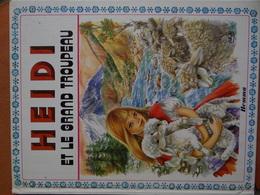 HEIDI ET LE GRAND TROUPEAU - Livres, BD, Revues