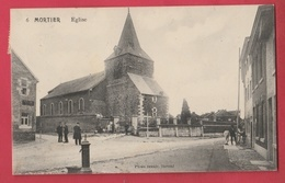 Mortier - Eglise -1913 ( Voir Verso ) - Blegny