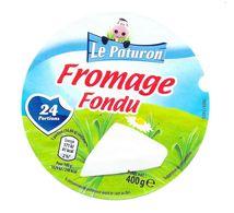Étiquette De Fromage : Le Paturon. (Voir Commentaires) - Kaas