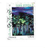 Série Artistique Personnalité Yann Kersalé 4935 Oblitéré 2015 - France