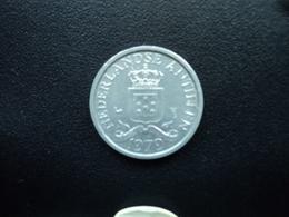 ANTILLES NÉERLANDAISES : 1 CENT  1979  KM 8a   SPL - Netherland Antilles