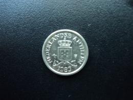 ANTILLES NÉERLANDAISES : 10 CENT  1983  KM 10   SUP+ - Antilles Neérlandaises