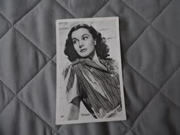 """Rare Cpa Photo Vivian Leigh Comédienne  """"collection Korès"""" - Photographie"""
