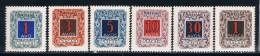 Macau, 1952, # 54/9, Porteado, MH And MHNG - Ungebraucht