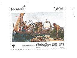 Série Artistique Charles Gleyre 5069 Oblitéré 2016 - France
