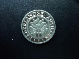 ANTILLES NÉERLANDAISES : 25 CENT  1992  KM 35   Non Circulé - Antilles Neérlandaises