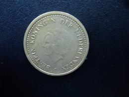 ANTILLES NEERLANDAISES : 1 GULDEN  1993  KM 37   SUP - Antille Olandesi