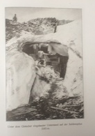 Photos Allemandes Recto Verso -  475 Sudenspitze 3383m - Cevedalespitze 3774 M Königspitze 3857m - Optics