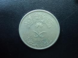 ARABIE SAOUDITE : 50 HALALA  1392  KM 51   TTB - Saudi Arabia
