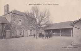 SAINT COULOMB - L'ECOLE DES FILLES - 35 - Saint-Coulomb
