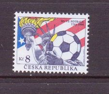 TCHEQUIE 1994 FOOTBALL  YVERT N°43  NEUF MNH** - Tchéquie
