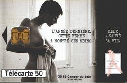 FRANCE TELECOM CANCER DU SEIN - Francia