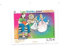 Europa Les Livres Pour Enfants 4445 Oblitéré 2010 - France