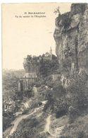 22. ROC-AMADOUR . VU DU SENTIER DE L'HOSPITALET . AFFR AU VERSO . 2 SCANES - Rocamadour