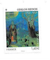 Série Artistique Odilon Redon 4542 Oblitéré 2011 - France