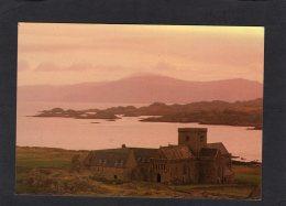 76301    Regno  Unito,    Scozia,  Iona  Abbey,  Isle  Of  Iona With  Ben  Mor,  NV - Argyllshire