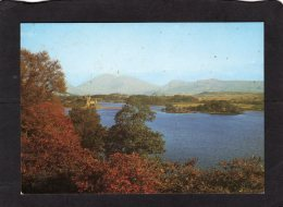 76308    Regno  Unito,   Loch Awe And  Kilchurn Castle,  Argyll,  NV - Argyllshire