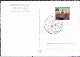 BRD FGR RFA - Helgoland - 75 Jahre Deutsch (MiNr: 425) 1965 - Karte * - [7] República Federal