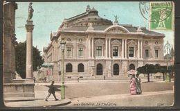 Carte P De Genève / Le Théâtre - GE Genève