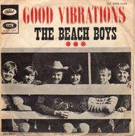 Disque 45 Tours THE BEACH BOYS (BIEM CAPITOL RECORDS CLF 5676 LUXE) - Rock Surf  - 2 Titres - Rock