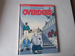 Overdose, Les Ados Du Beton - Erstausgaben