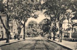 Avenida S. Jeronymo, Tramvia - Belém