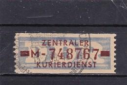 """DDR, Dienst: ZKD Nr..20 """"M"""", Gest.  Mi. 15,- Euro (T 2794) - [6] République Démocratique"""