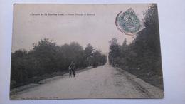 Carte Postale (A2) Ancienne De La Sarthe , Circuit De La Sarthe 1906 Entre Vibrye Et Lamnay - Vibraye