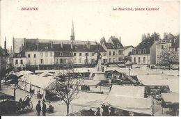 LE MARCHE. PLACE CARNOT - Beaune