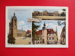 CPA ALLEMAGNE NEUSTADT MULTI VUES - Neustadt (Weinstr.)