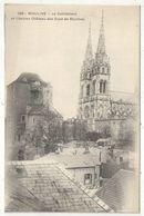 03 - MOULINS - La Cathédrale Et L'Ancien Château Des Ducs De Bourbon - Paquet 289 - Moulins