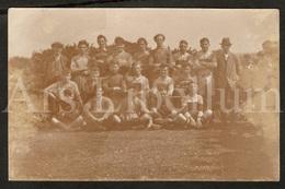 Photo Postcard / Foto / Photograph / Boys / Garçons / Football (?) / Voetbal / Unused / England - Photographie