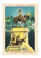 CHROMO IMAGE CHOCOLAT LOMBART N079 MADAGASCAR LE GENERAL GALLIENI - Lombart